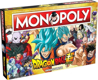 Monopoly | Dragon Ball Super EDITION