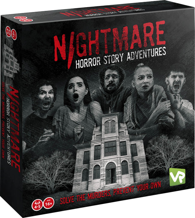 Nightmare Horror | ADVENTURES GAME