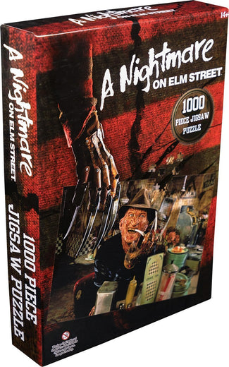Nightmare on Elm St | Freddy Diner 1000 pce JIGSAW PUZZLE