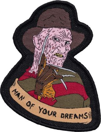 Nightmare On Elm St | Freddy Krueger PATCH