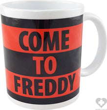 Nightmare On Elm Street | Come To Freddy MUG