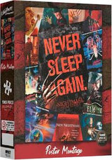 Nightmare On Elm Street | Poster Montage PUZZLE