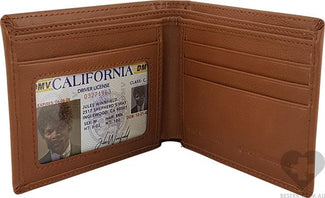 Pulp Fiction [Brown] | Bad Mother F - WALLET