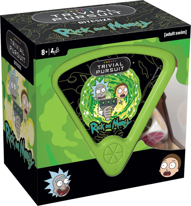 Rick & Morty | Trivial Pursuit EDITION