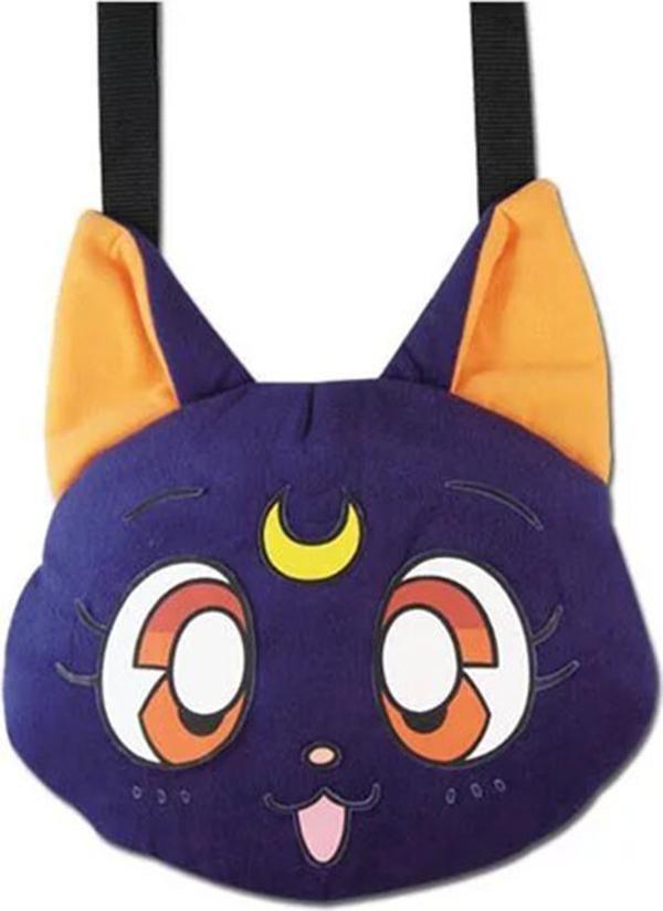 Sailor Moon | Luna PLUSH BAG