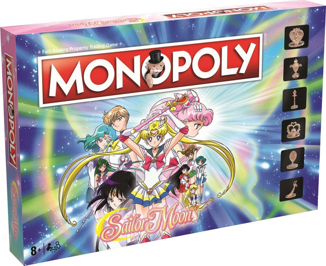 Sailor Moon | MONOPOLY