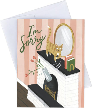 Sorry Cat | CARD