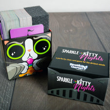 Sparkle Kitty Nights | PARTY GAME