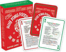 Sriracha Recipes | PLAYING CARDS