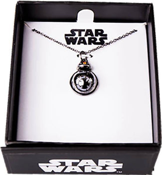 Star Wars | Episode VIII BB-9E Spinning NECKLACE*
