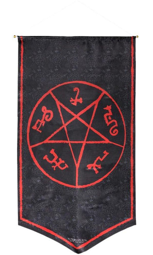Supernatural | Devil's Trap Symbol BANNER