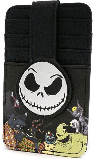 The Nightmare Before Christmas | Jack & Characters ID WALLET