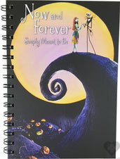 The Nightmare Before Christmas | Now and Forever NOTEBOOK