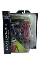 The Nightmare Before Christmas | Select Series 8 Burnt Santa Jack ACTION FIGURE
