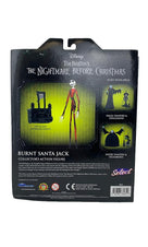 The Nightmare Before Christmas | Select Series 8 Burnt Santa Jack ACTION FIGURE*