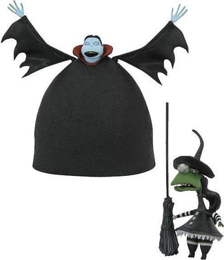 The Nightmare Before Christmas | Select Series 8 Short Vampire & Zeldaborn ACTION FIGURE