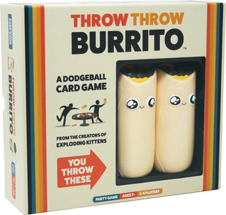 Throw Throw | BURRITO