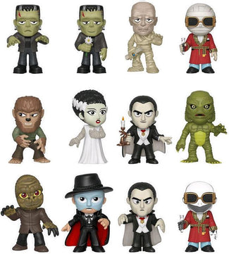 Universal Monsters | Series 2 MYSTERY MINIS