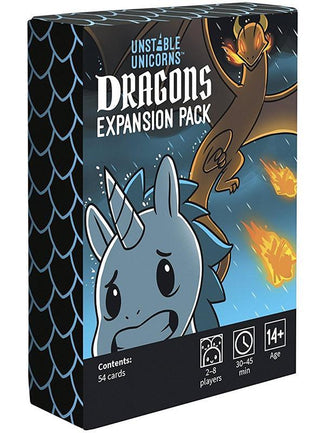 Unstable Unicorns | DRAGON EXPANSION