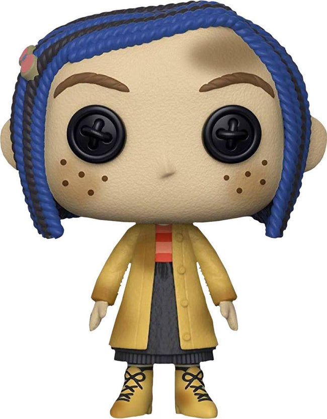 Coraline | Coraline as a Doll POP! VINYL