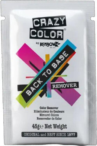 Back To Base | COLOUR REMOVER