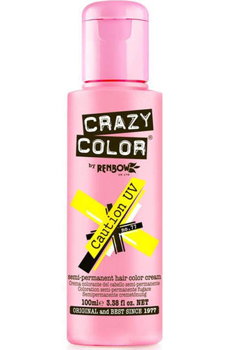 Caution UV | HAIR COLOUR