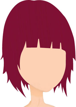 Ruby Rouge | HAIR COLOUR