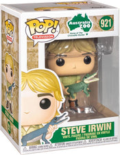 Crocodile Hunter | Steve Irwin POP! VINYL