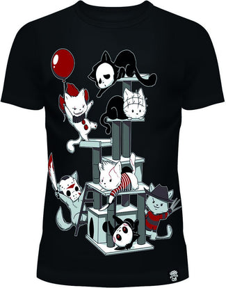 Horror Cats | T-SHIRT