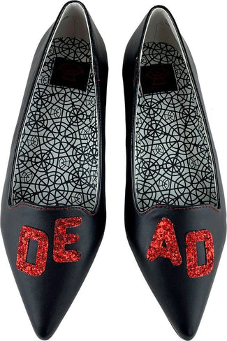 Dagger Dead [Black/Red] | FLATS