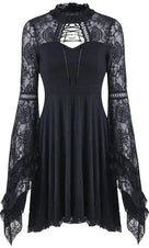Elegant Lace | KNITTED DRESS