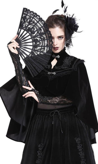 Gothic Black Lace | FAN