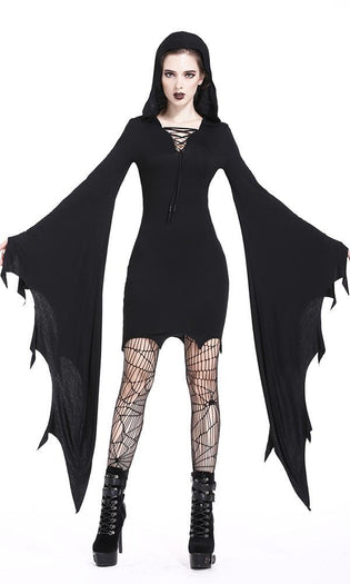 Gothic Super Bat | DRESS