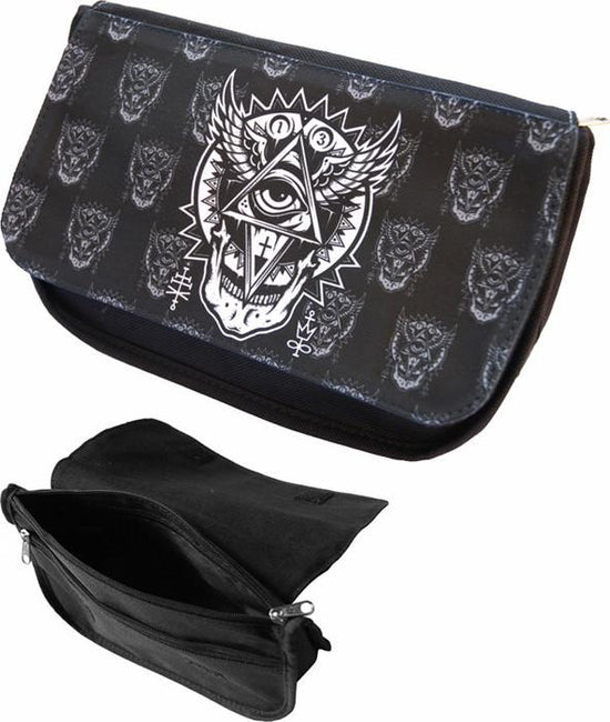 All Seeing Eye Makeup Bag