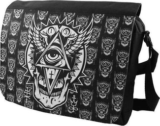 All Seeing Eye | MESSENGER BAG