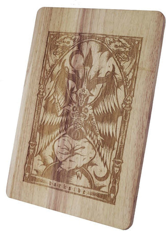 Baphomet [Small] | CHOPPING BOARD