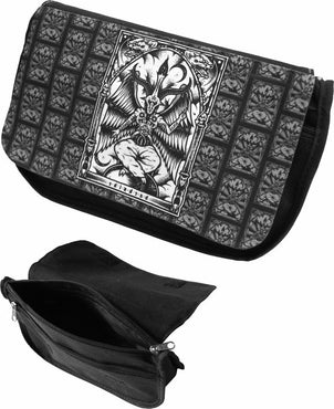Baphomet Zip Up | MAKE UP BAG