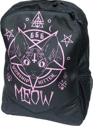 Kitten 666 | BACKPACK
