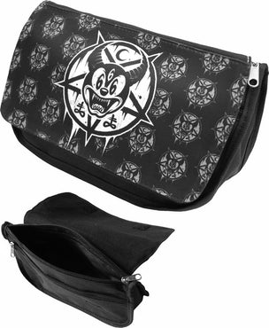 Mickey 666 Zip Up | MAKE UP BAG