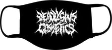 Death Metal Logo | FACE MASK