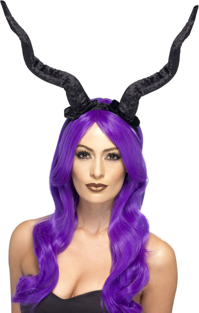 Demon Horns | HEADBAND