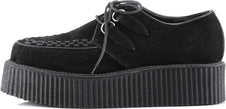 V-CREEPER-502S [Black Suede] | CREEPERS [PREORDER]