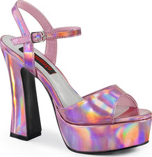 DOLLY-09 [Pink Holo] | HEELS [PREORDER]