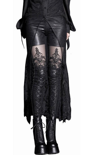 Destroyer Filigree Lace | LEGGINGS