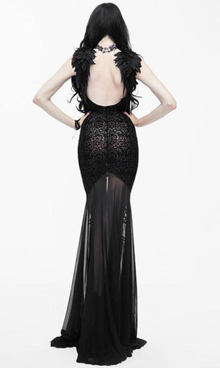 Dark Queen | LONG DRESS