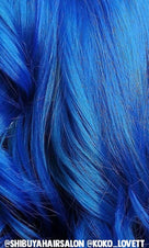 Atlantic Blue | HAIR COLOUR