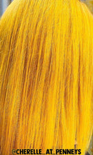 Bright Daffodil Yellow | HAIR COLOUR