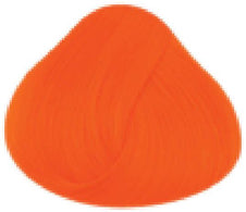 Fluorescent Orange | HAIR COLOUR