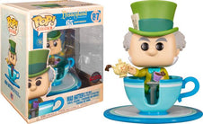 Disney 65th Anniversary | Mad Hatter Teacup POP! RIDE RS