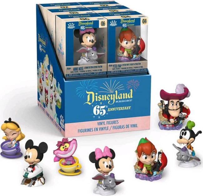 Disney 65th Anniversary | MINI VINYLS [BLIND BOX]